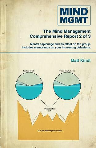 Mind MGMT Omnibus Part 2