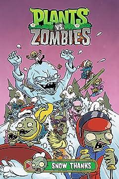 Plants vs. Zombies Vol. 13: Snow Thanks