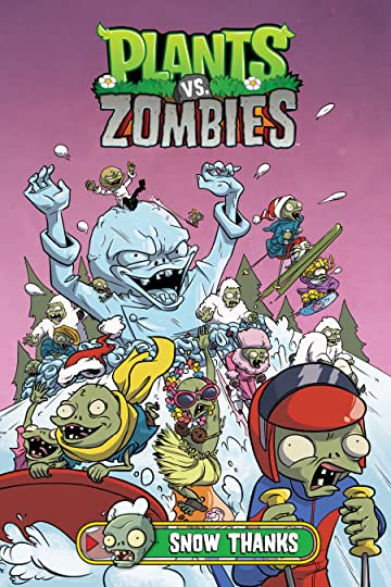 Plants vs. Zombies Tome 13: Snow Thanks