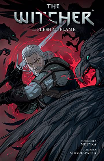 The Witcher Tome 4: Of Flesh and Flame