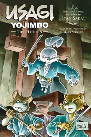 Usagi Yojimbo Tome 33: The Hidden
