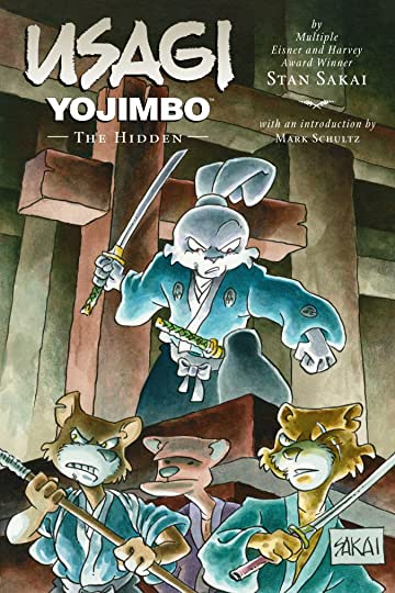 Usagi Yojimbo Vol. 33: The Hidden