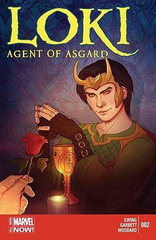 Loki: Agent of Asgard #2