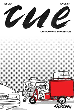 CUE Comics by Spittoon Tome 1