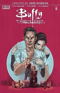 Buffy the Vampire Slayer No.5