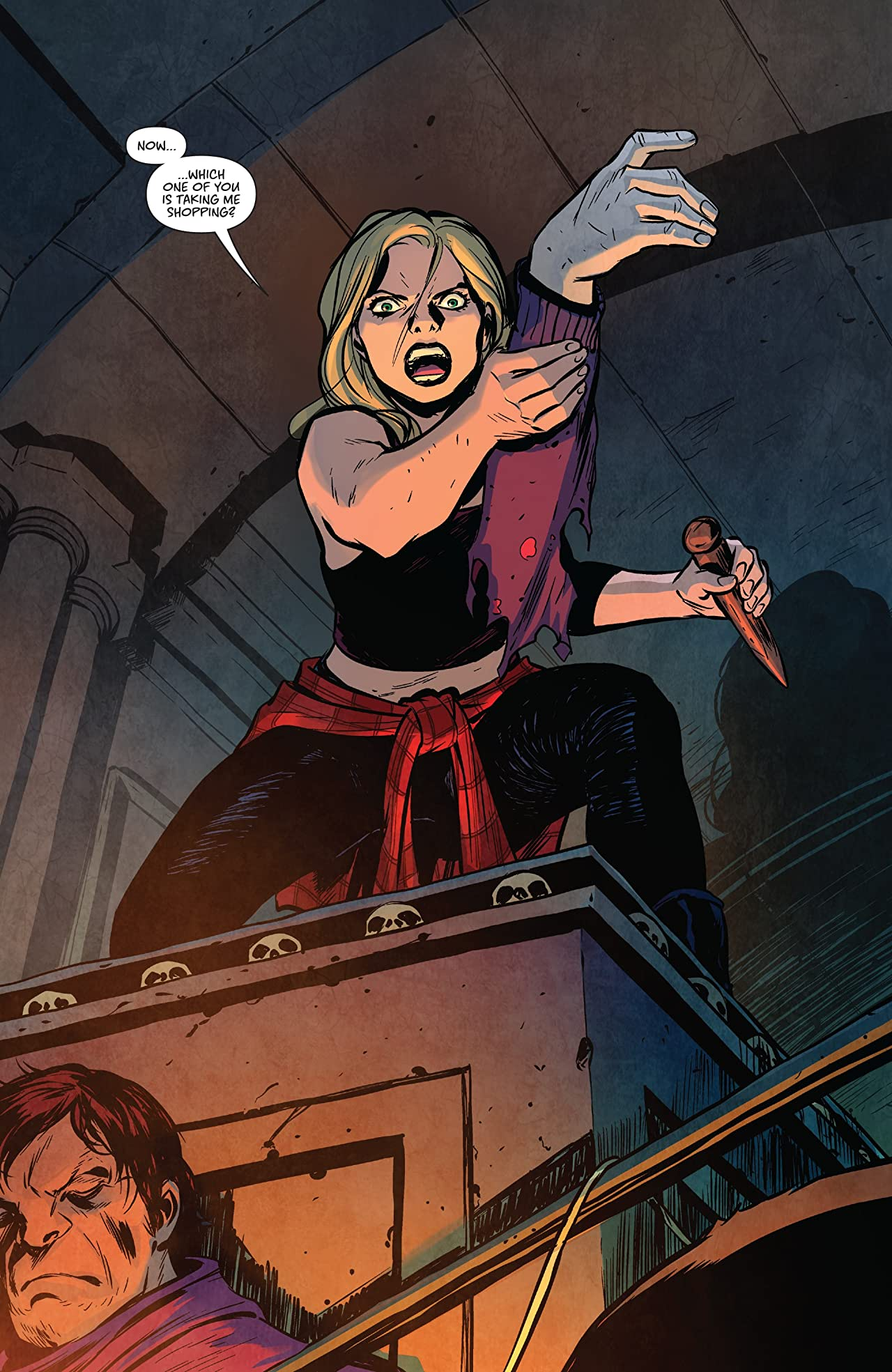 Buffy the Vampire Slayer #5