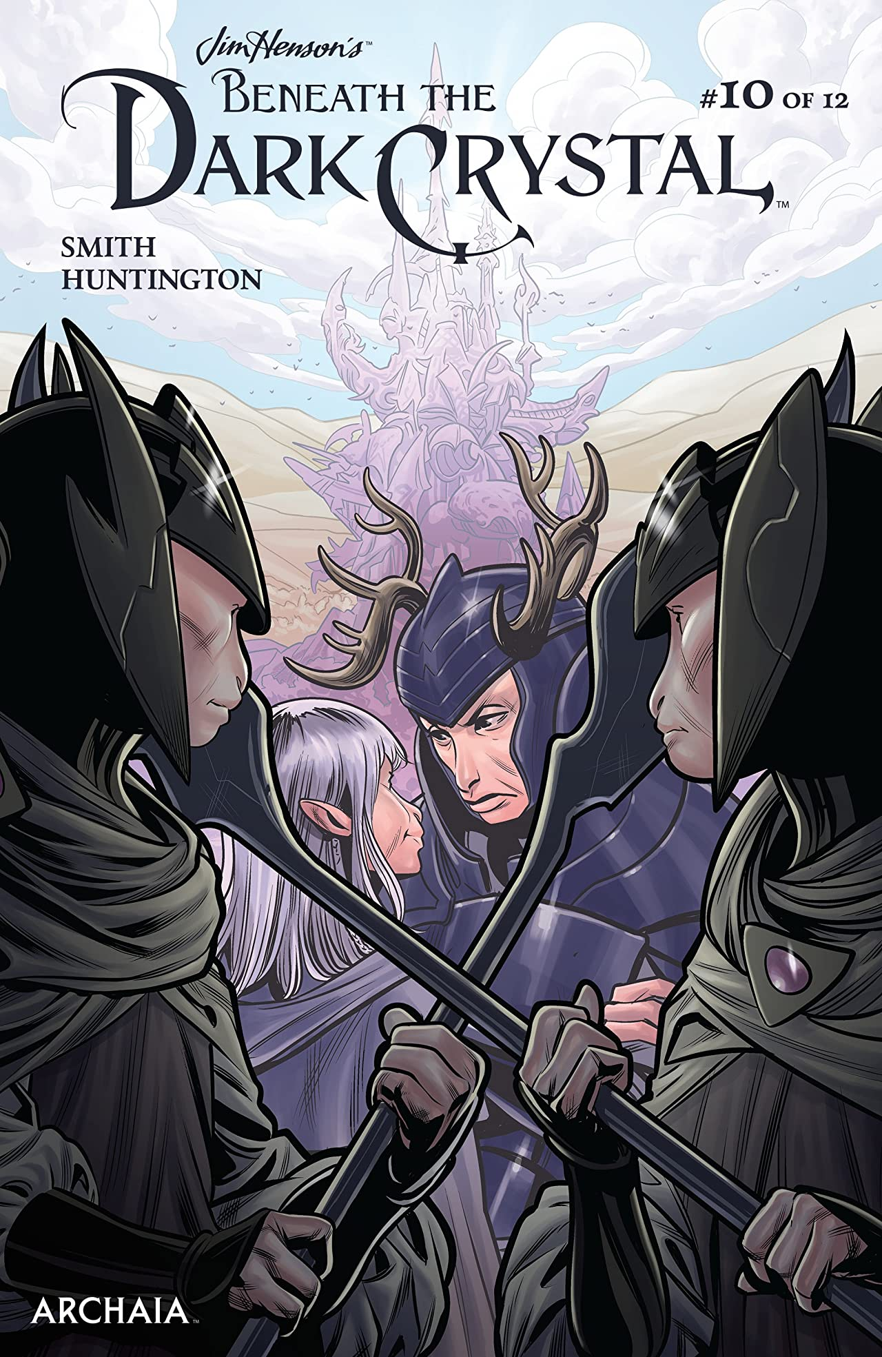 Jim Henson's Beneath the Dark Crystal #10