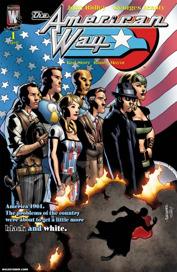 American Way #1 (of 8)