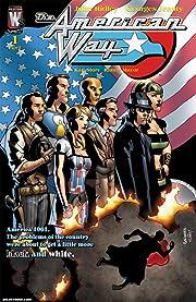 American Way #1 (of 8)