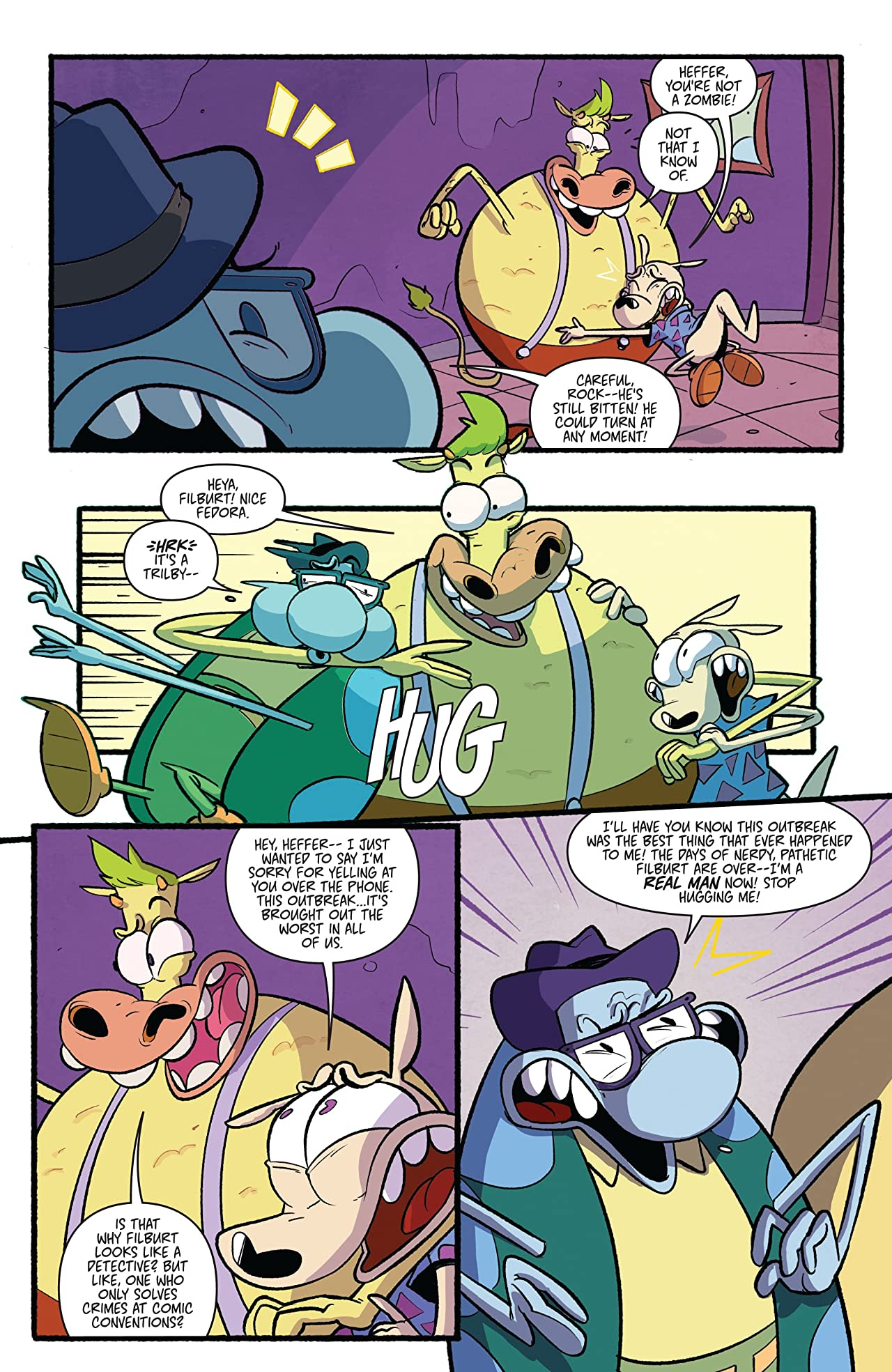Rocko's Modern Afterlife #3