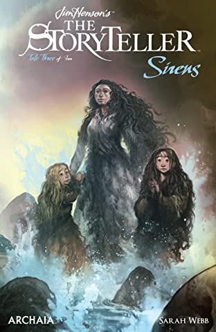 Jim Henson's The Storyteller: Sirens No.3