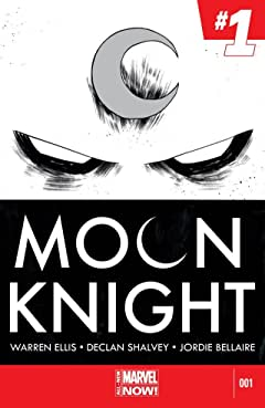 Moon Knight (2014-2015) No.1