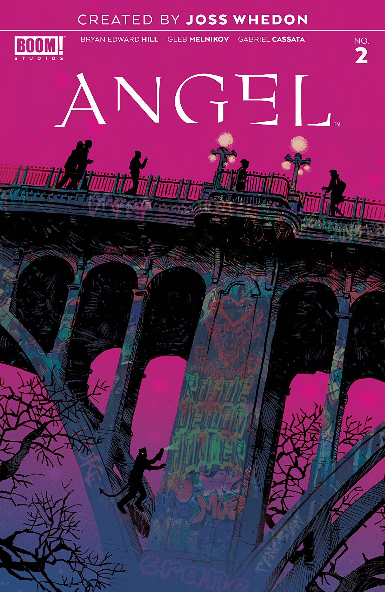 Angel (2019) - Tomes : 0,1,2