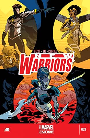New Warriors (2014-) #2