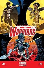 New Warriors (2014-) #2
