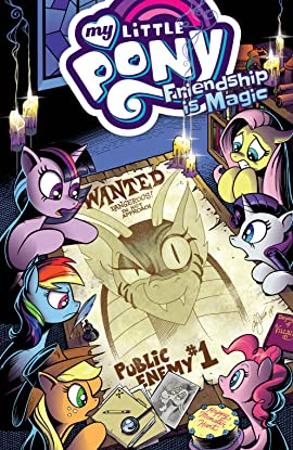 My Little Pony: Friendship is Magic Vol. 17