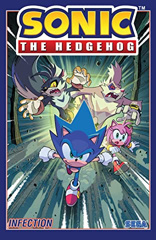 Sonic the Hedgehog Tome 4: Infection