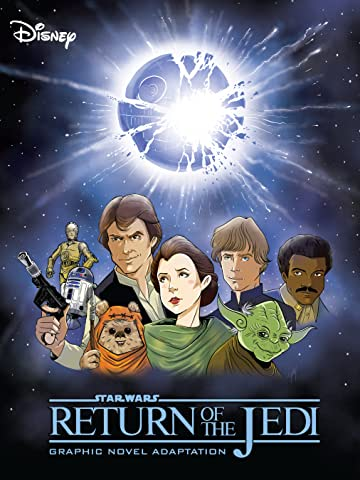 Star Wars: Return of the Jedi Graphic Novel Adaptation
