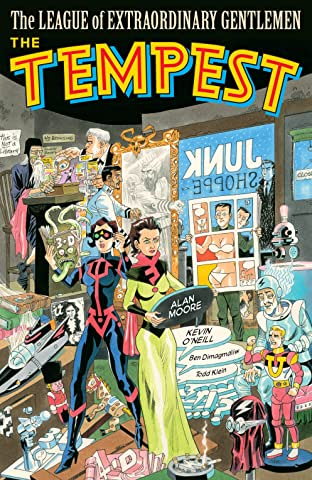The League of Extraordinary Gentlemen Tome IV: The Tempest
