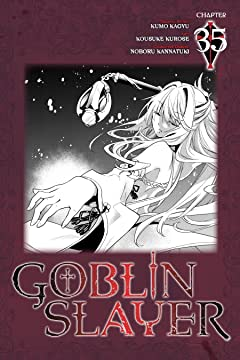 Goblin Slayer #35