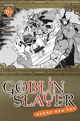 Goblin Slayer: Brand New Day #9.5