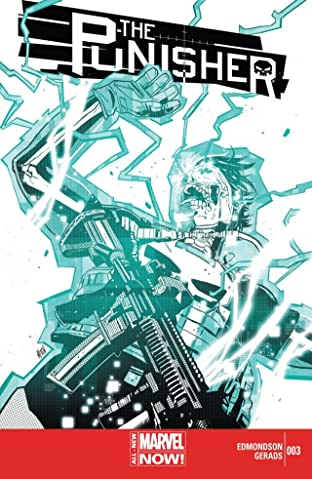The Punisher (2014-) #3