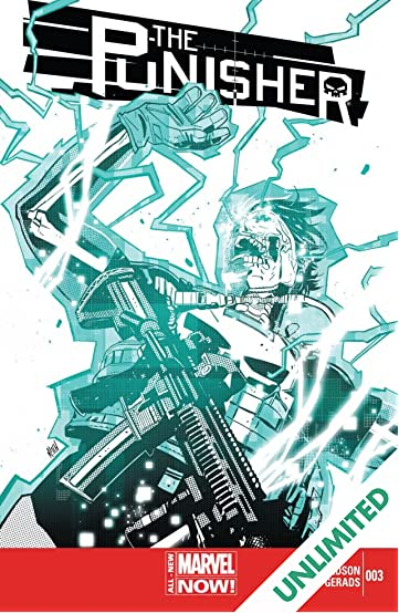 The Punisher (2014-2015) #3