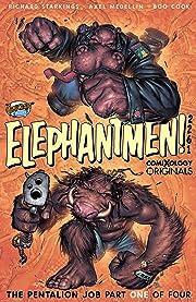 Elephantmen 2261 Season Two (comiXology Originals) No.1 (sur 4): The Pentalion Job