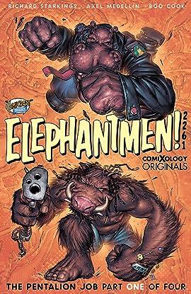 Elephantmen 2261 Season Two (comiXology Originals) #1 (of 4): The Pentalion Job
