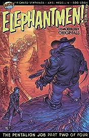 Elephantmen 2261 Season Two No.2 (sur 4): The Pentalion Job (comiXology Originals)