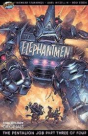 Elephantmen 2261 Season Two (comiXology Originals) No.3 (sur 4): The Pentalion Job