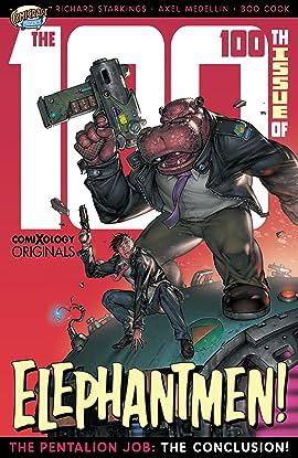 Elephantmen 2261 Season Two (comiXology Originals) No.4 (sur 4): The Pentalion Job