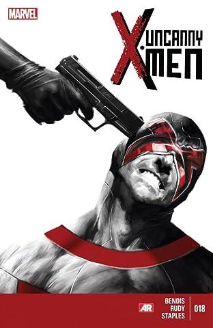 Uncanny X-Men (2013-2015) #18