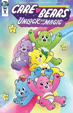Care Bears: Unlock the Magic No.1 (sur 3)