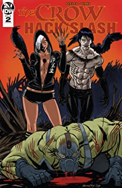 Crow: Hack/Slash #2