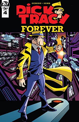 Dick Tracy Forever No.4