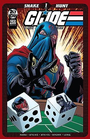 G.I. Joe: A Real American Hero #266