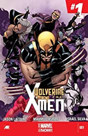 Wolverine and the X-Men (2014) #1