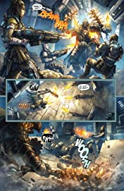 Gears of War: Hivebusters #5