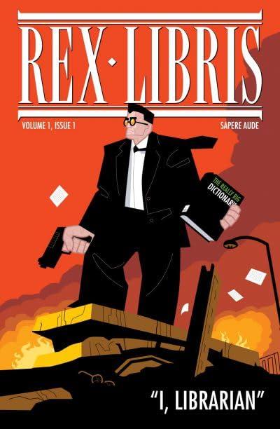 Rex Libris #1