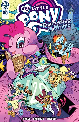My Little Pony: Friendship is Magic No.80