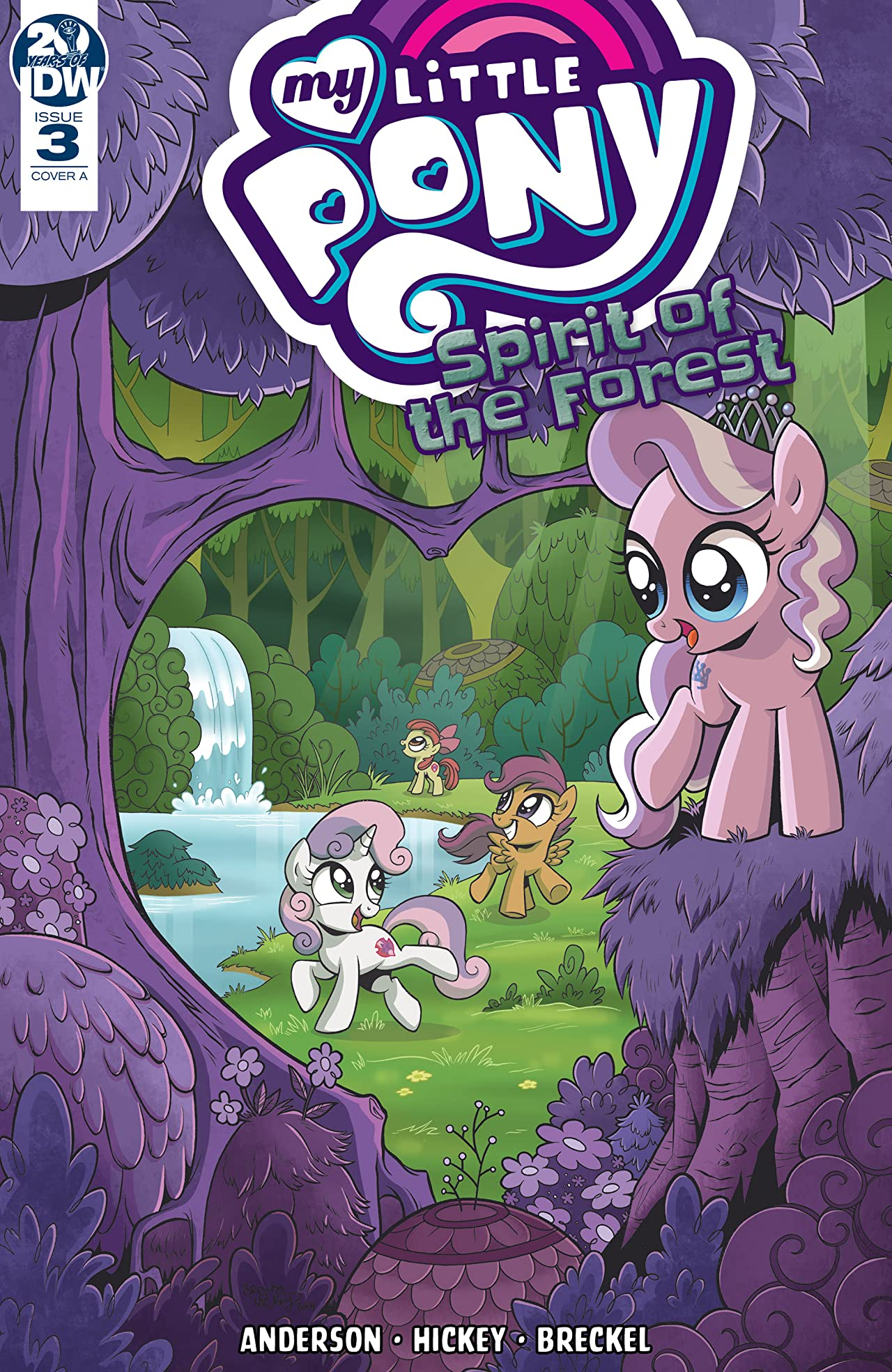 My Little Pony: Spirit of the Forest #3 (of 3)