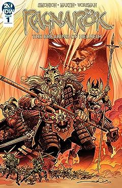 Ragnarök: The Breaking of Helheim #1 (of 6)