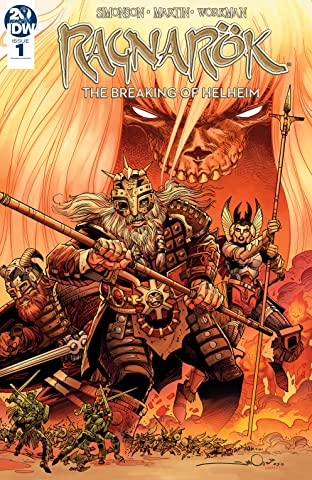 Ragnarök: The Breaking of Helheim #1 (of 6)