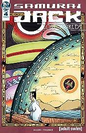 Samurai Jack: Lost Worlds #4