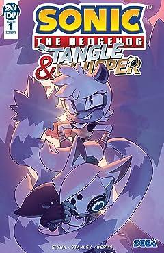 Sonic the Hedgehog: Tangle & Whisper #1