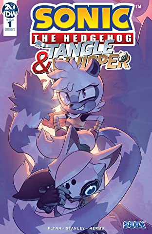 Sonic the Hedgehog: Tangle & Whisper #1