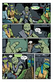 Teenage Mutant Ninja Turtles #96