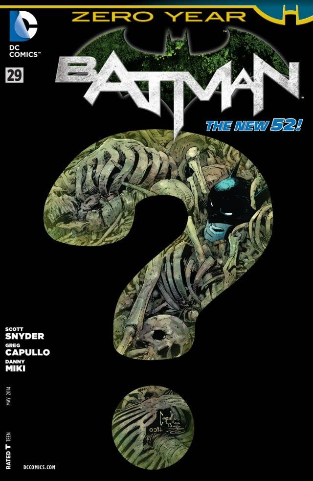 Batman (2011-2016) #29
