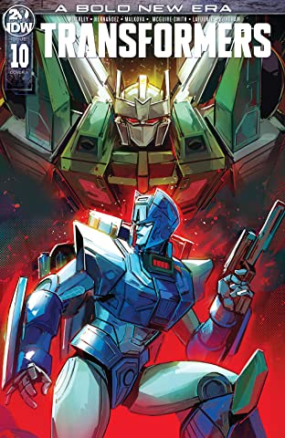 Transformers (2019-) No.10